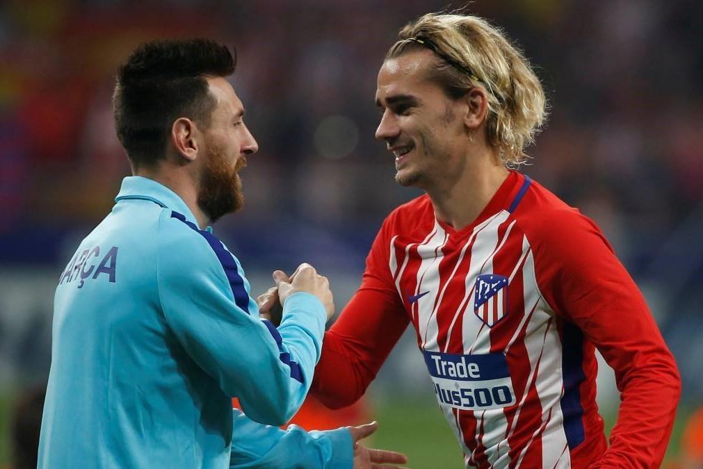 Vi sao Griezmann chua chiem duoc long tin cua Messi? hinh anh 1