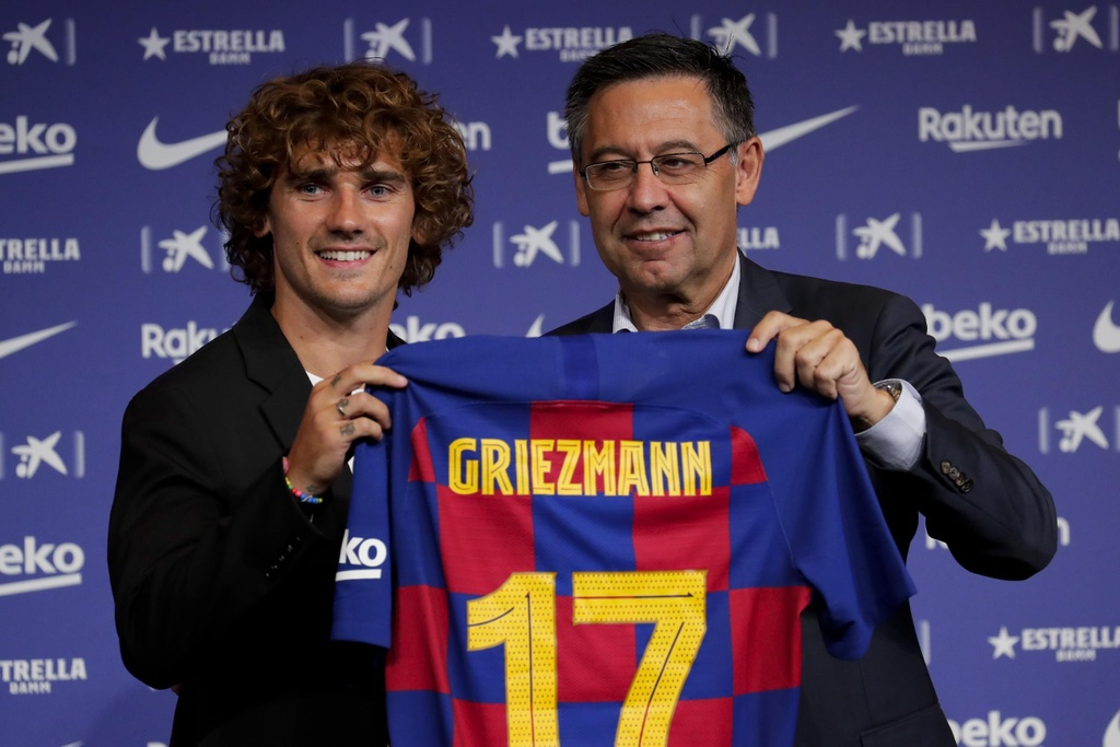 Vi sao Griezmann chua chiem duoc long tin cua Messi? hinh anh 2