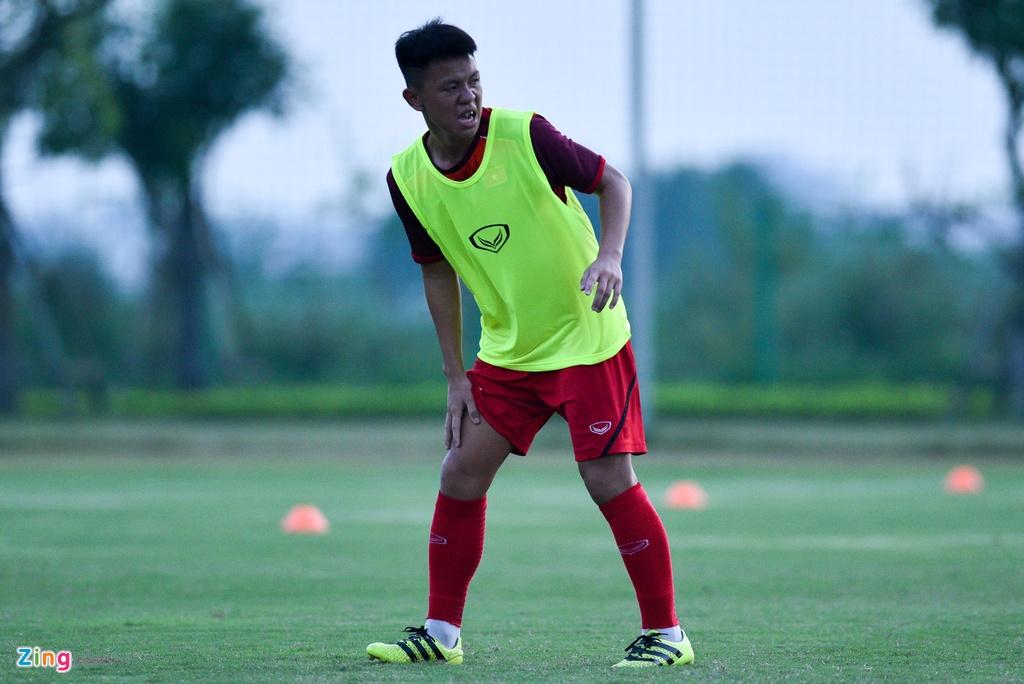U19 Viet Nam hung khoi tap luyen duoi quyen Philippe Troussier hinh anh 9
