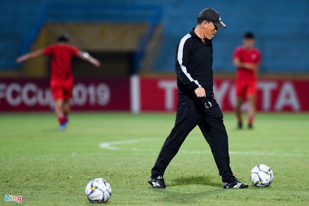 Doi thu giau bai truoc dai chien voi CLB Ha Noi o AFC Cup hinh anh 1