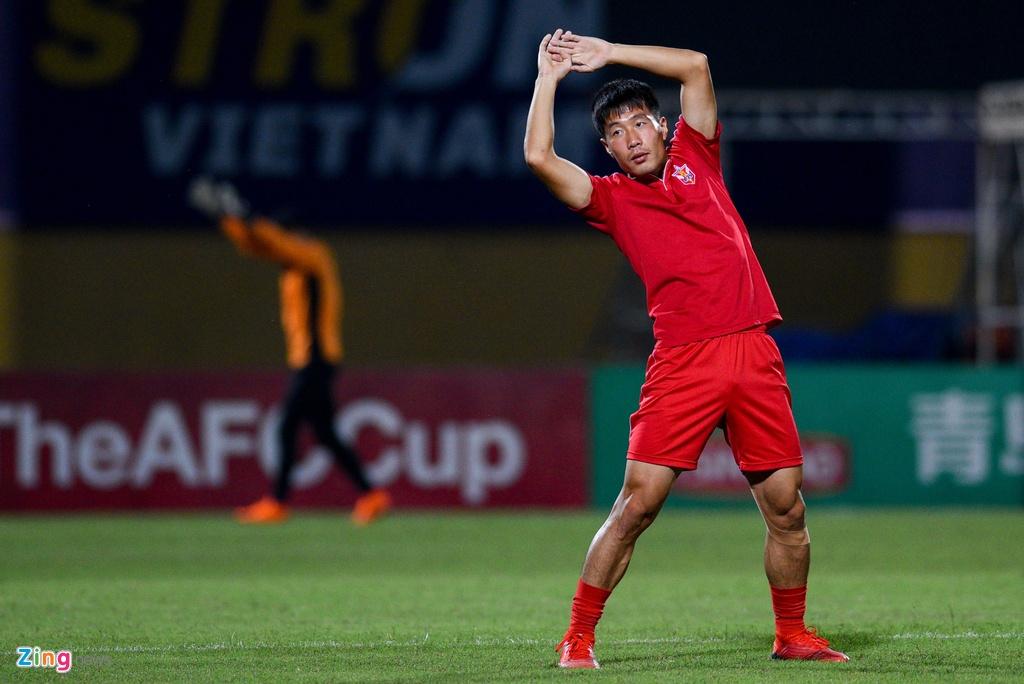 Doi thu giau bai truoc dai chien voi CLB Ha Noi o AFC Cup hinh anh 2