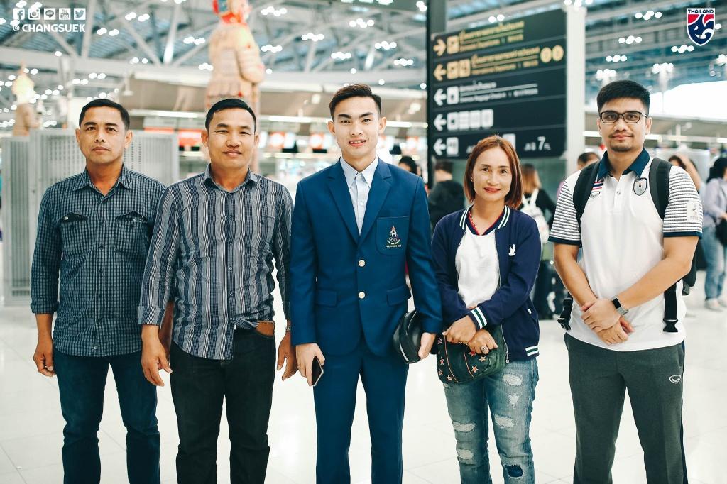Thai Lan du SEA Games anh 5