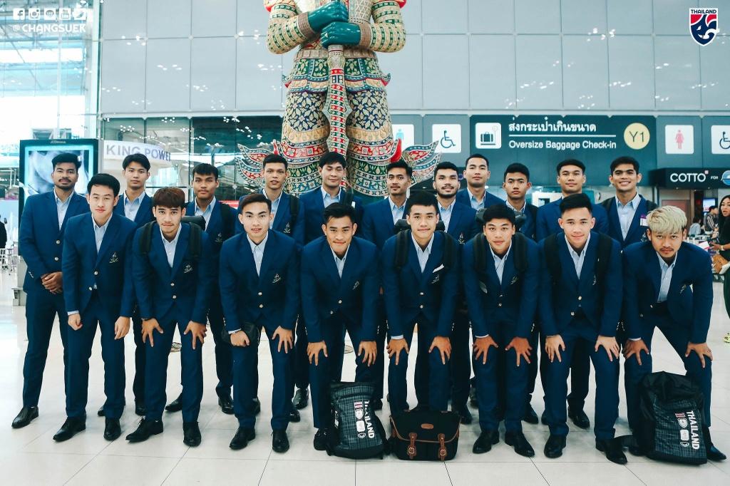 Thai Lan du SEA Games anh 8