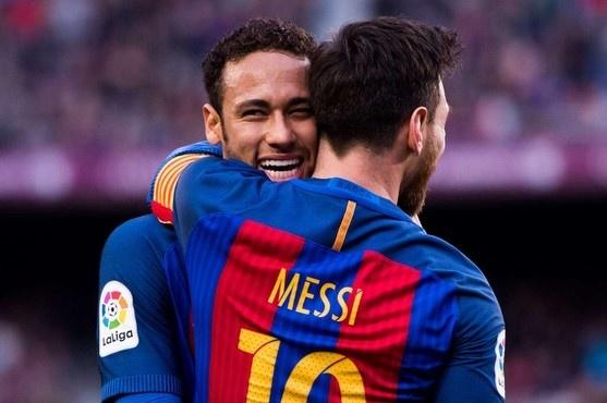 'Dieu khoan 17' va ke hoach dua Neymar tro ve Camp Nou hinh anh 1 neymar1.jpg