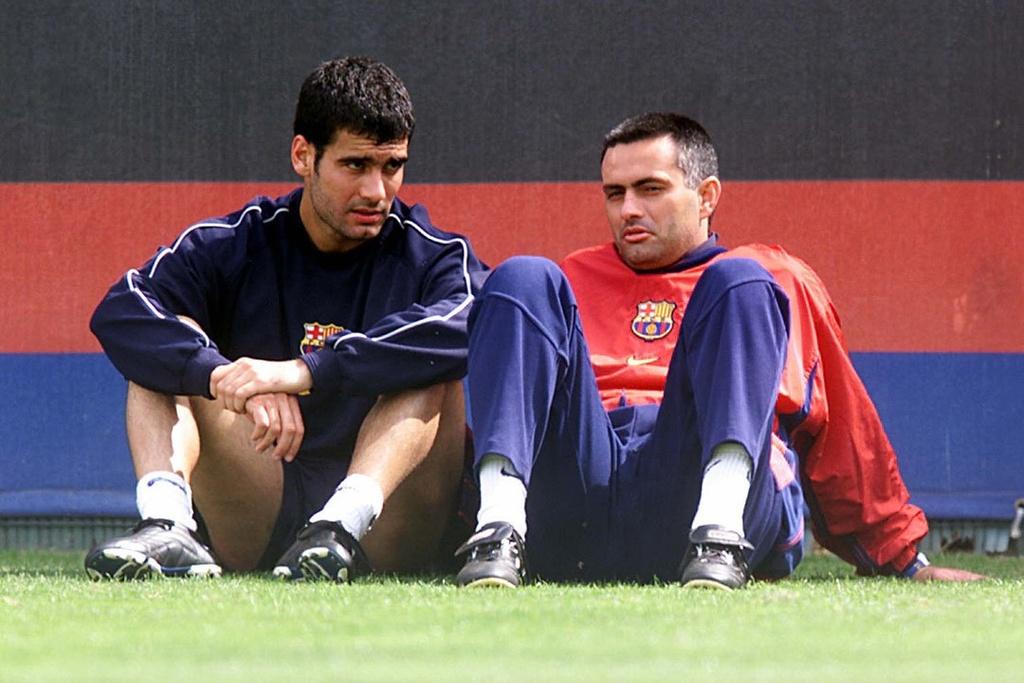 Hanh trinh tu ban den thu cua Jose Mourinho va Pep Guardiola hinh anh 1