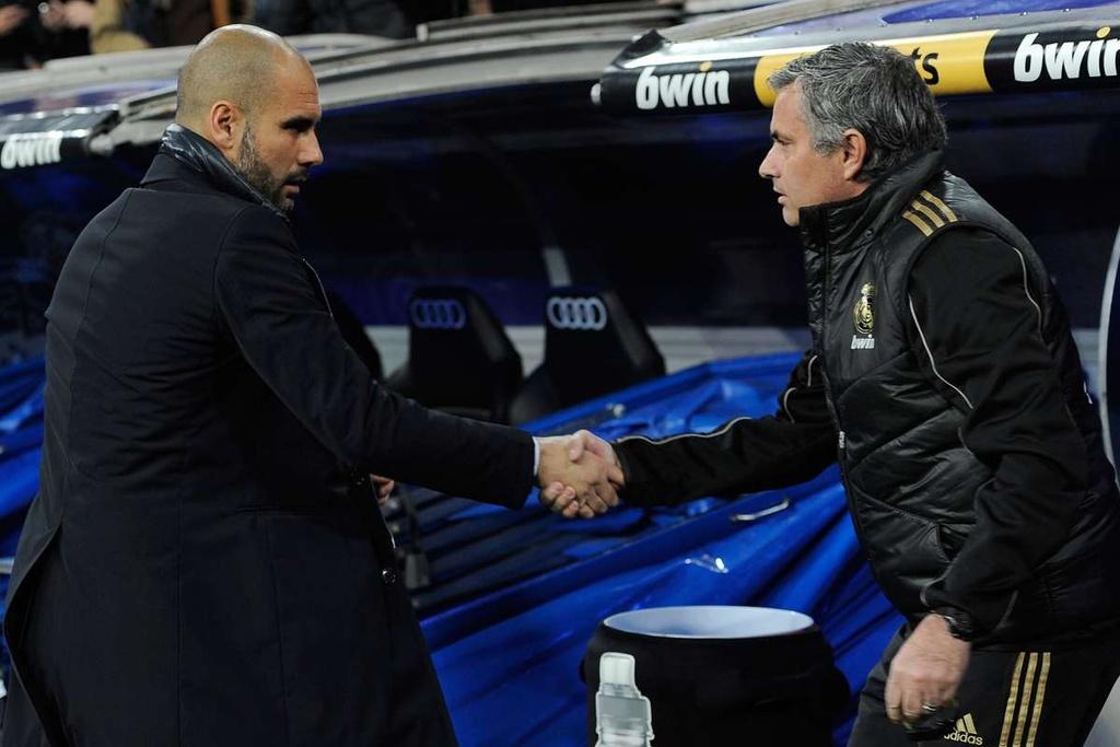 Hanh trinh tu ban den thu cua Jose Mourinho va Pep Guardiola hinh anh 4