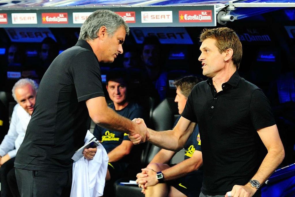 Hanh trinh tu ban den thu cua Jose Mourinho va Pep Guardiola hinh anh 6