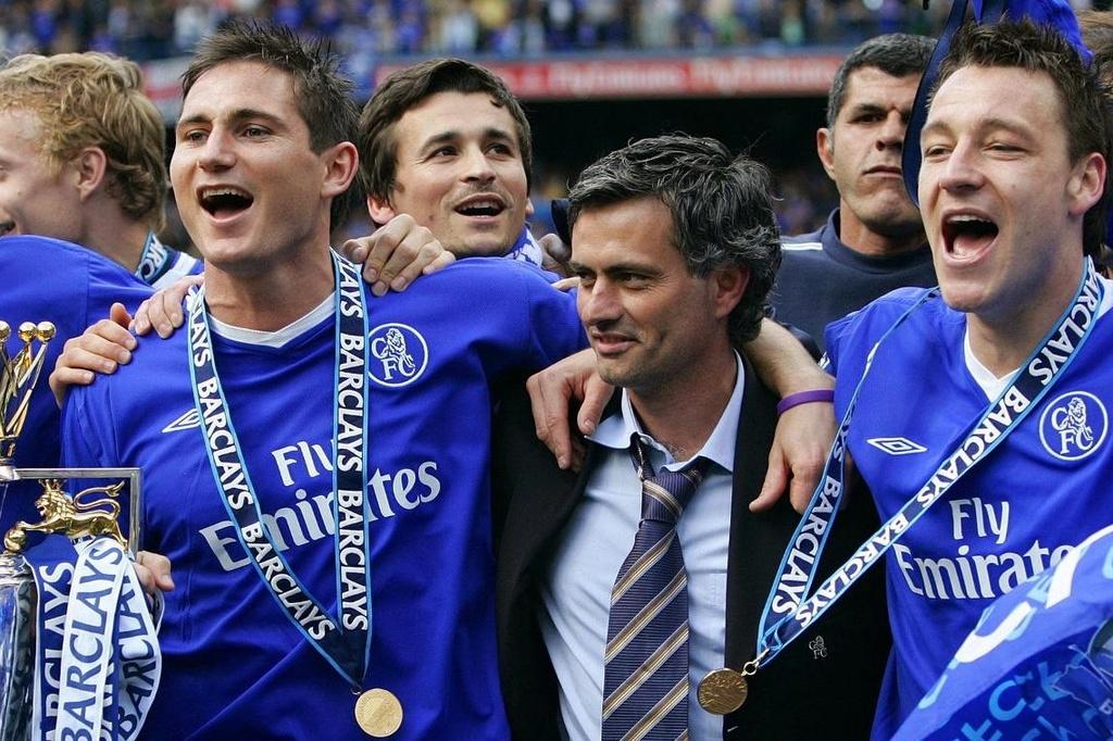 Mourinho va Pep Guardiola anh 2