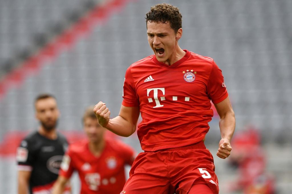 Bayern Munich mua Sane anh 11
