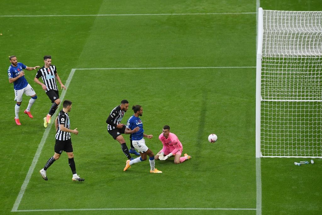 Everton thua Newcastle anh 7