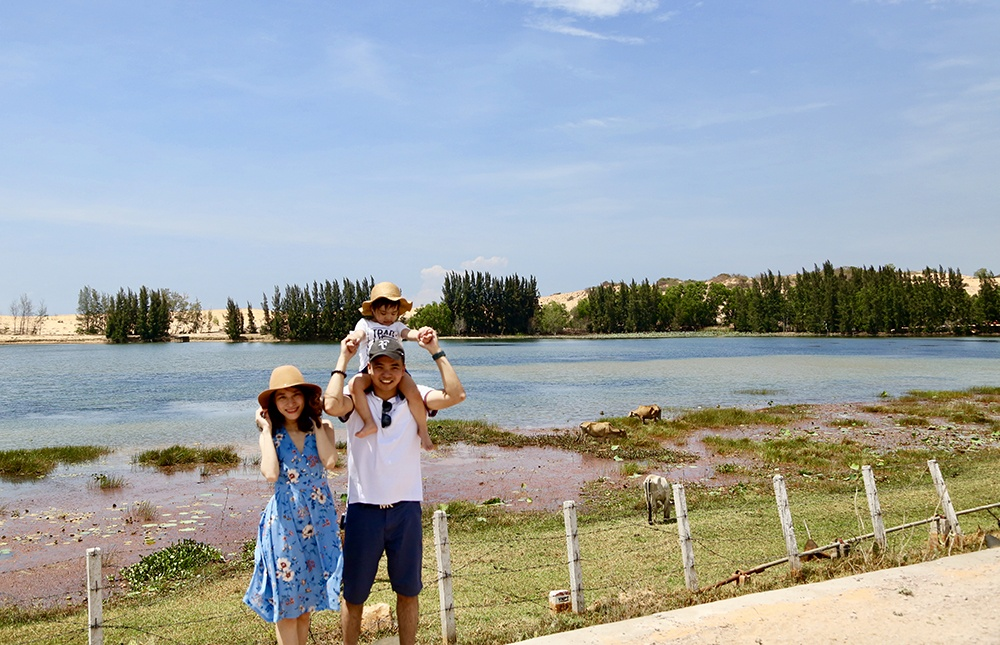 #Mytour: Xuyen Viet cung gia dinh, hanh trinh dong day niem vui hinh anh 10