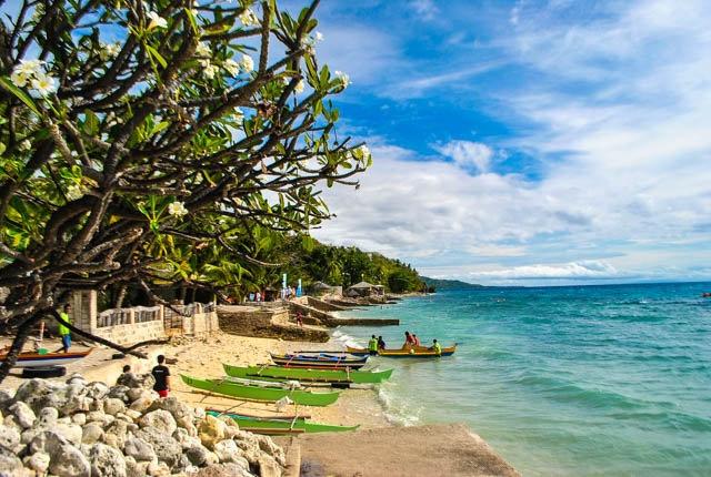 Trai nghiem boi cung ca map voi o Philippines hinh anh 2