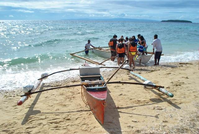 Trai nghiem boi cung ca map voi o Philippines hinh anh 4