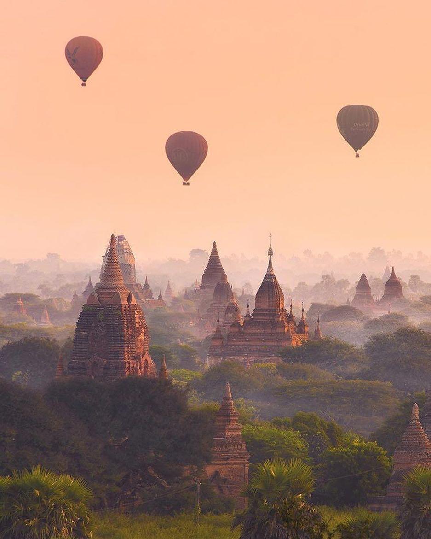 Ngam khinh khi cau tuyet dep o Myanmar hinh anh 2