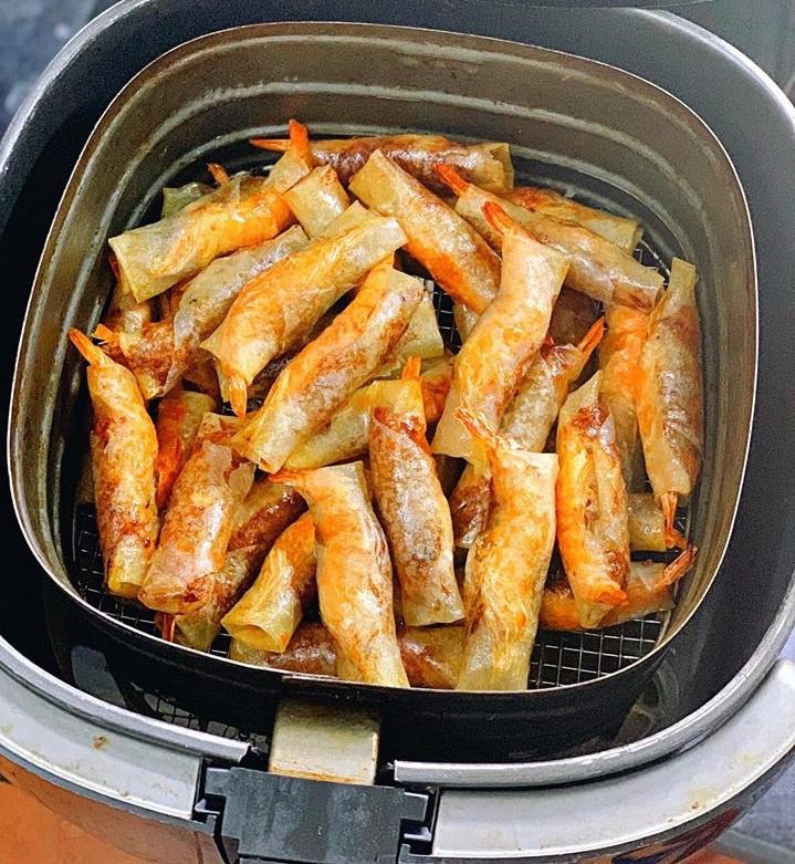 Nấu 10 món ngon không cần chế biến với nồi chiên không dầu