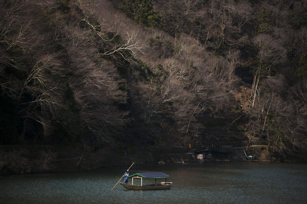 Cố đô Nhật Bản những ngày vắng bóng du khách - Ảnh 10.