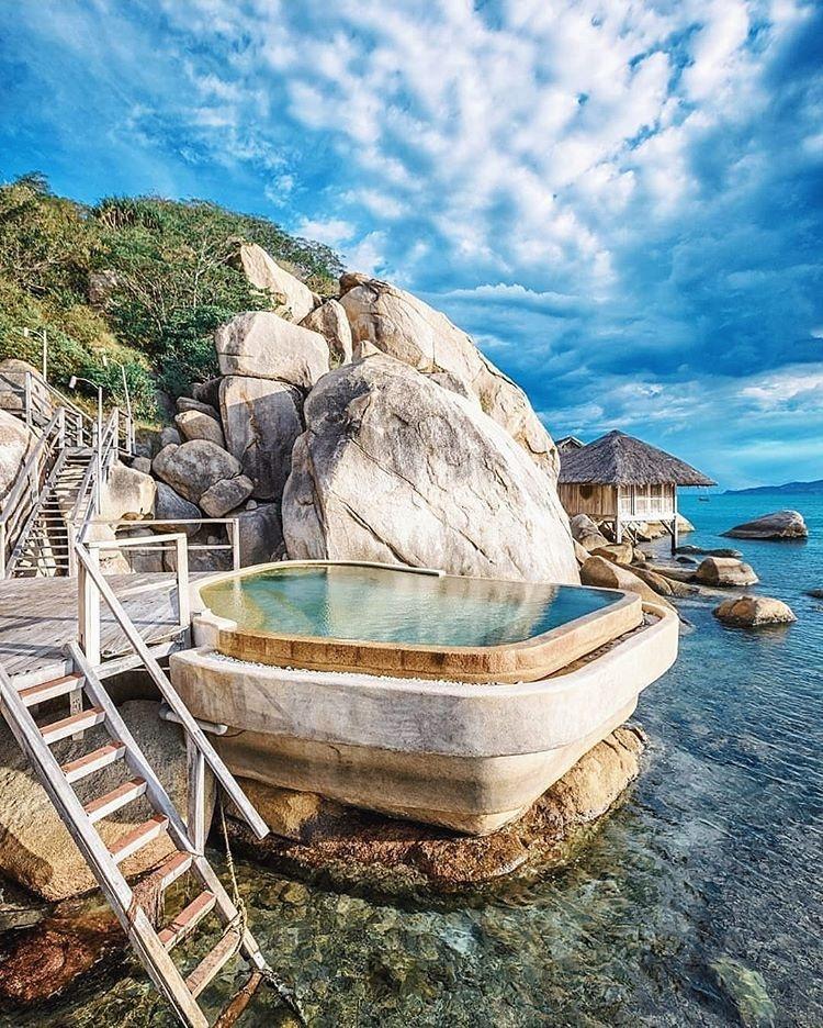 resort hang sang o Nha Trang anh 2