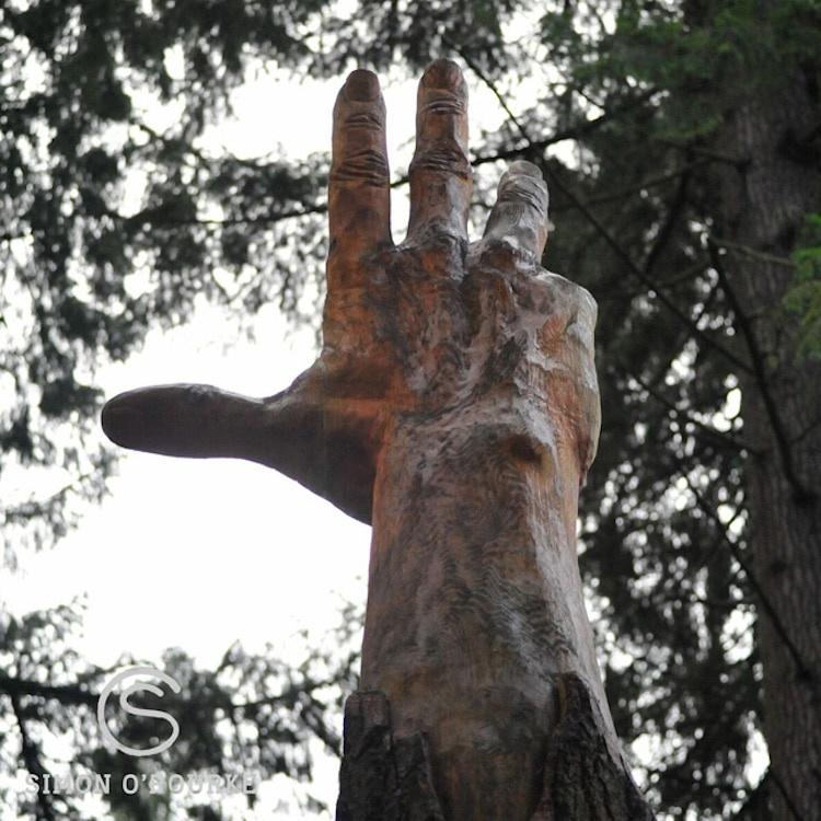 Free hand of Vyrnwy Mr. 3