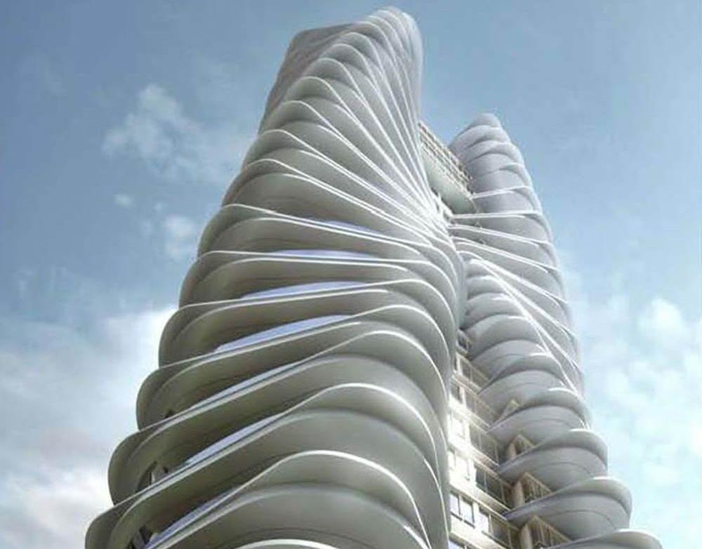 Những tòa nhà độc đáo ở Singapore