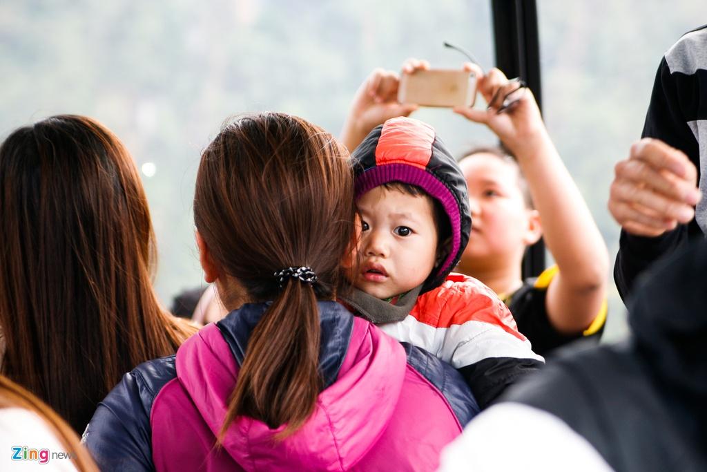 'Chinh phuc' Fansipan khon kho ngay nghi le hinh anh 8