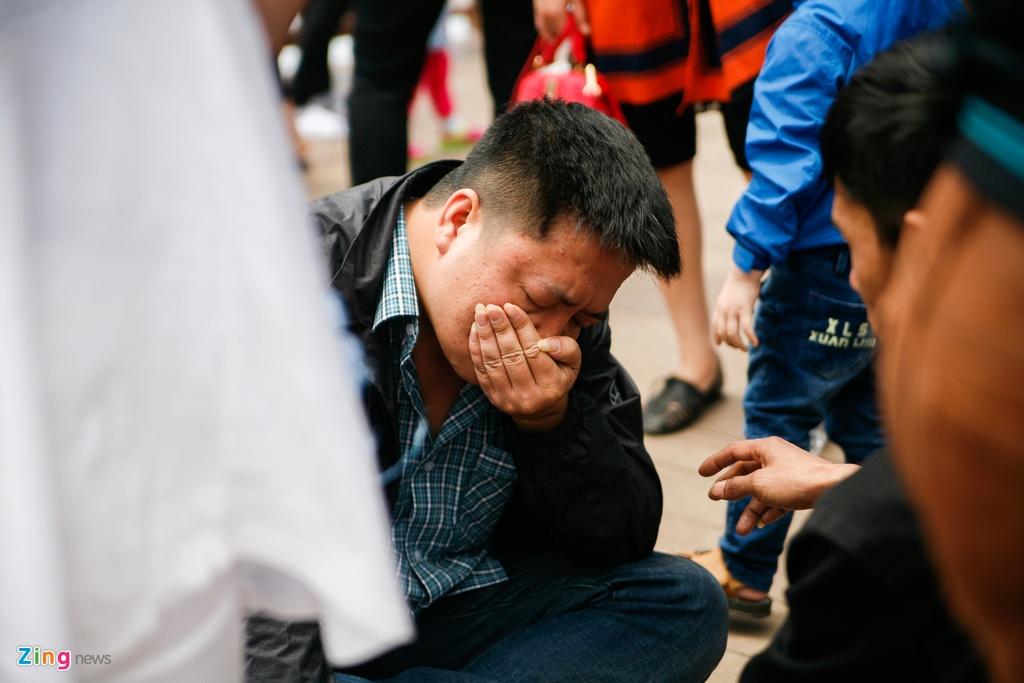 'Chinh phuc' Fansipan khon kho ngay nghi le hinh anh 14