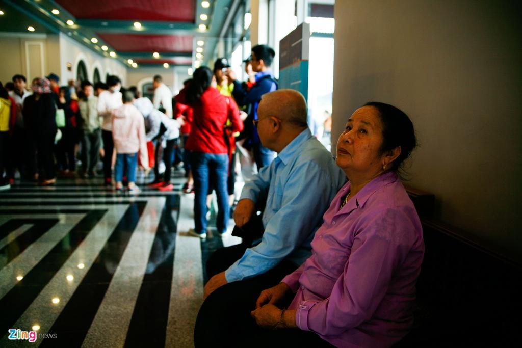 'Chinh phuc' Fansipan khon kho ngay nghi le hinh anh 4