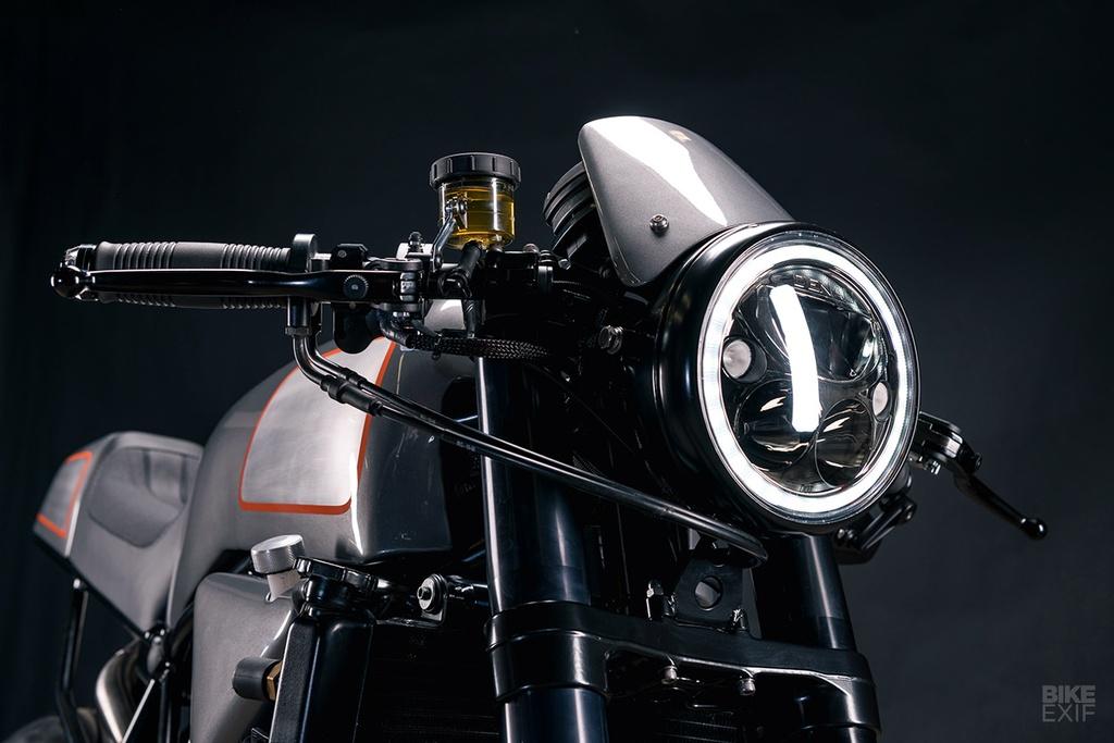 Chi tiet quai thu KTM 990 cc tu Analog Motorcycles hinh anh 7