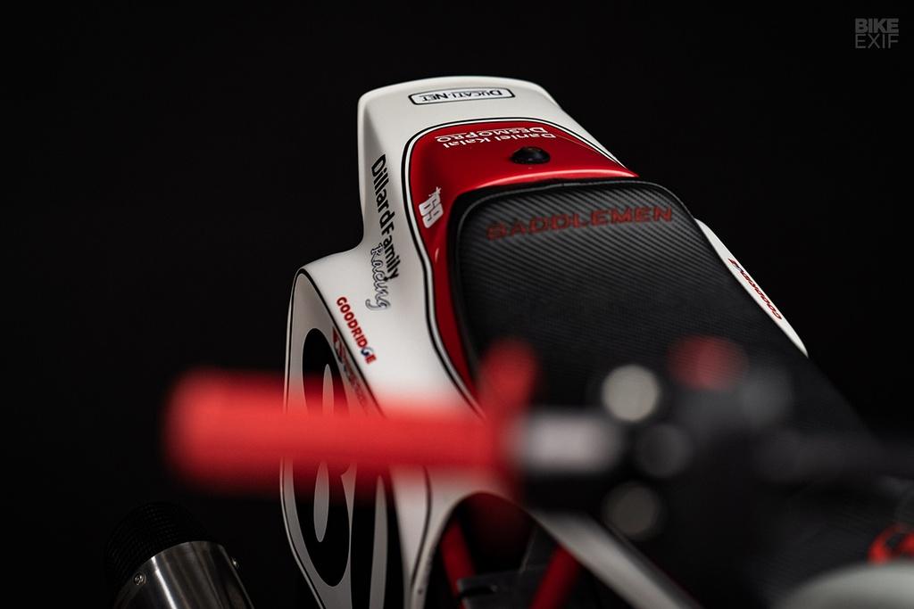 Mau Flat Tracker Ducati dau tien cua Lloyd Brothers hinh anh 10