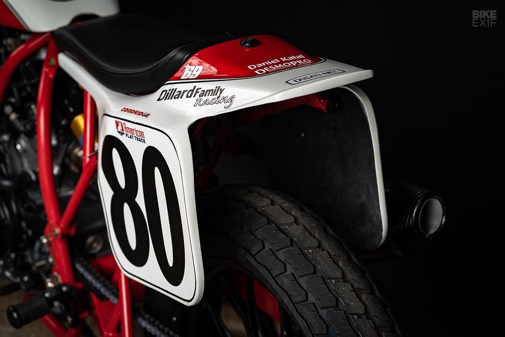 Mau Flat Tracker Ducati dau tien cua Lloyd Brothers hinh anh 11