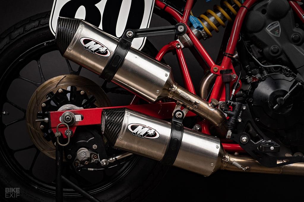 Mau Flat Tracker Ducati dau tien cua Lloyd Brothers hinh anh 5