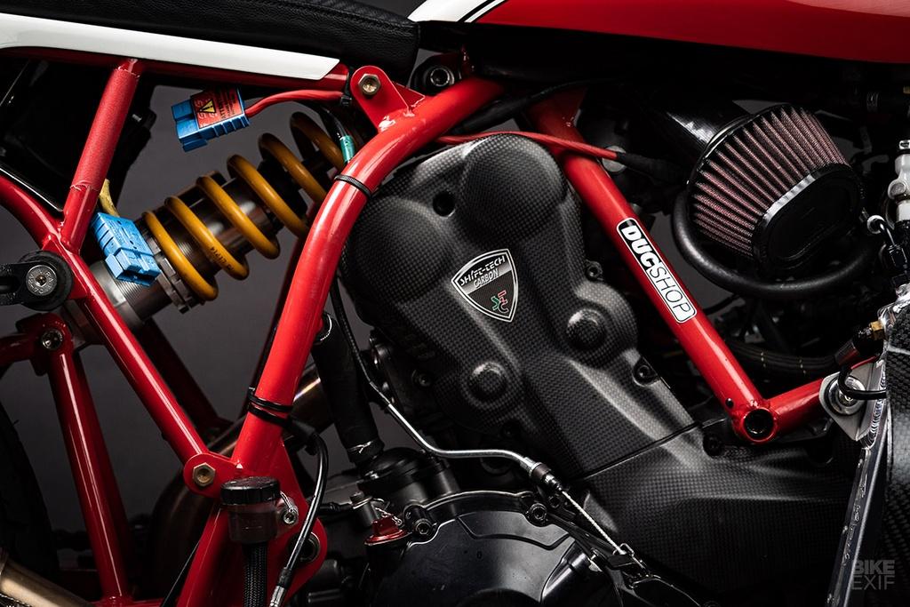 Mau Flat Tracker Ducati dau tien cua Lloyd Brothers hinh anh 7
