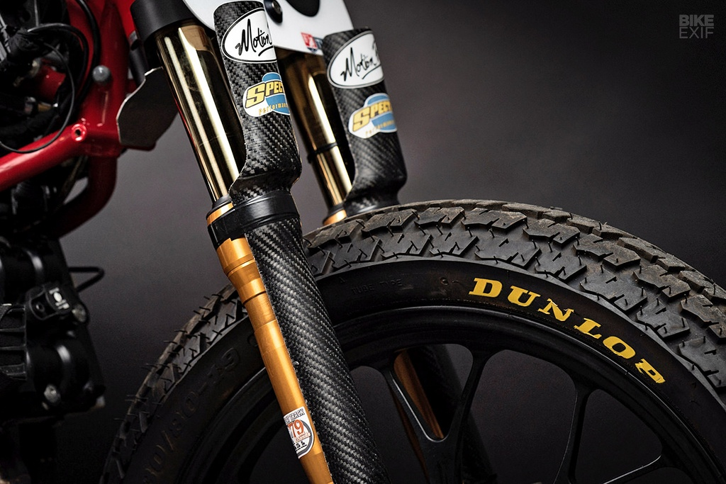 Mau Flat Tracker Ducati dau tien cua Lloyd Brothers hinh anh 8