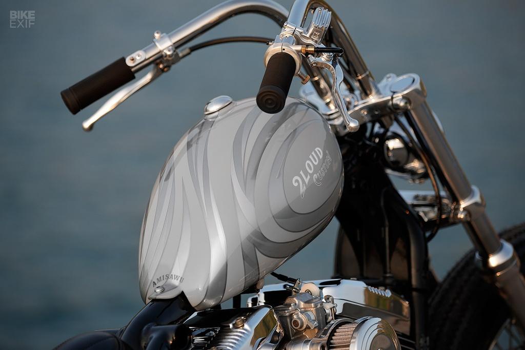 Harley Sportster do phong cach nu tinh dau tien o Dai Loan hinh anh 10