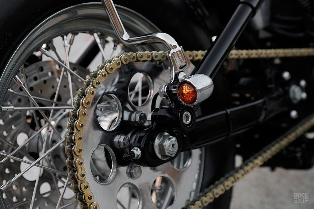 Harley Sportster do phong cach nu tinh dau tien o Dai Loan hinh anh 11