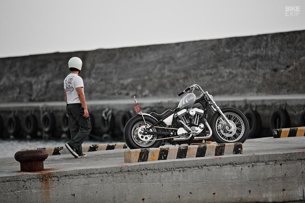 Harley Sportster do phong cach nu tinh dau tien o Dai Loan hinh anh 12