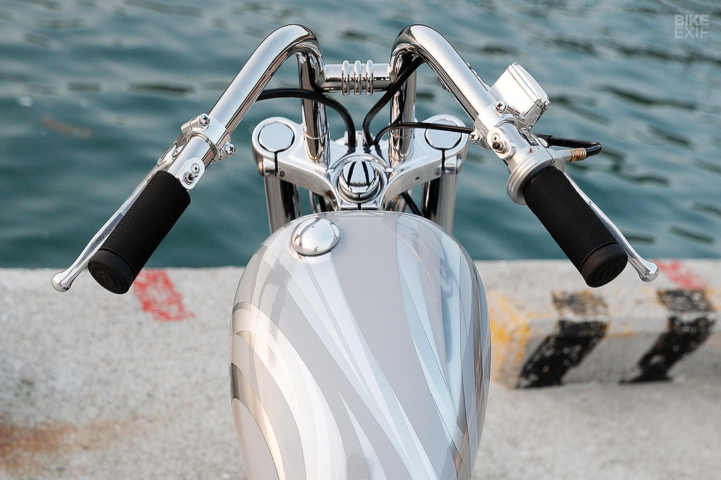 Harley Sportster do phong cach nu tinh dau tien o Dai Loan hinh anh 3