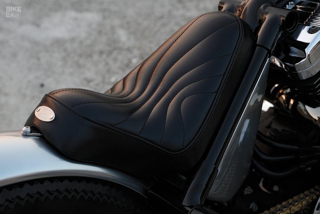 Harley Sportster do phong cach nu tinh dau tien o Dai Loan hinh anh 7