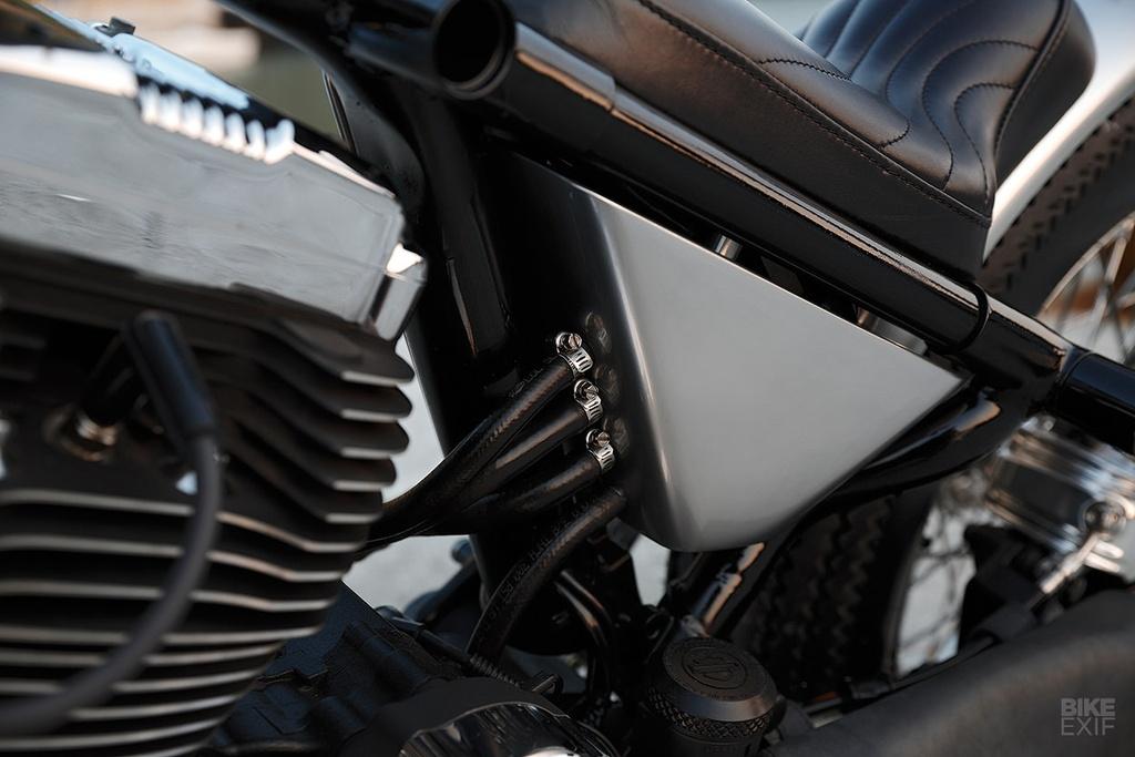 Harley Sportster do phong cach nu tinh dau tien o Dai Loan hinh anh 8