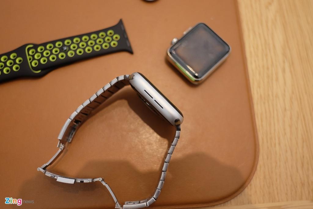Chi tiet Apple Watch Series 4 - man hinh lon, vien cuc mong hinh anh 3