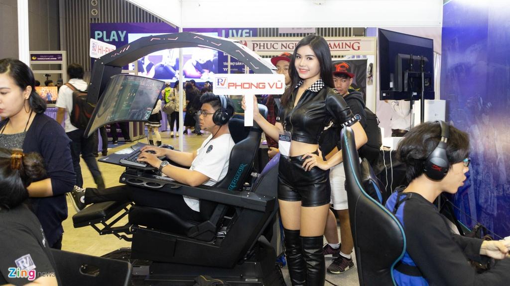 Trien lam game lon nhat VN - tap trung vao VR, thieu 'ong lon' hinh anh 7