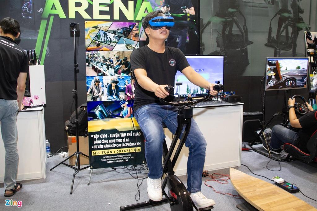 Trien lam game lon nhat VN - tap trung vao VR, thieu 'ong lon' hinh anh 1
