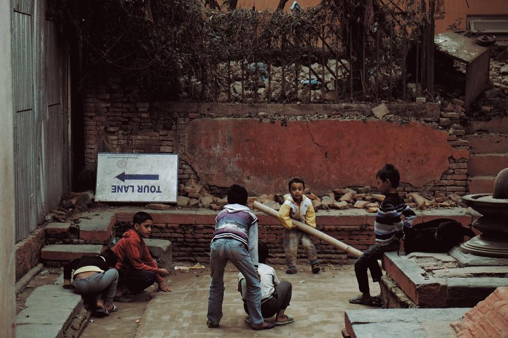 Nhip song thuong nhat cua nguoi dan khu o chuot o Nepal hinh anh 14