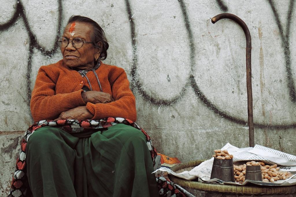 Nhip song thuong nhat cua nguoi dan khu o chuot o Nepal hinh anh 18