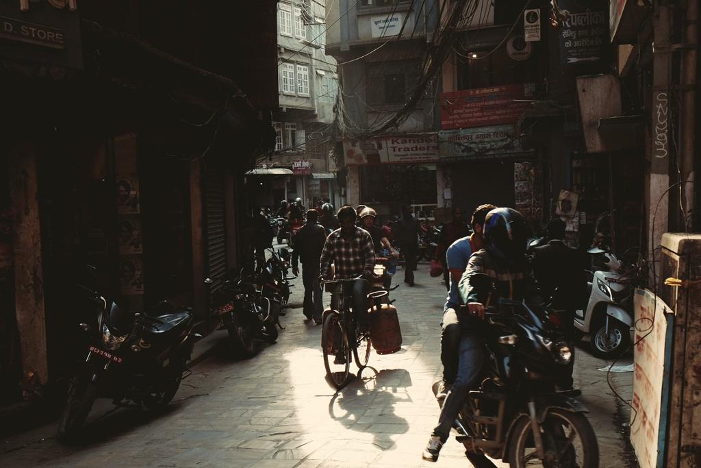 Nhip song thuong nhat cua nguoi dan khu o chuot o Nepal hinh anh 9