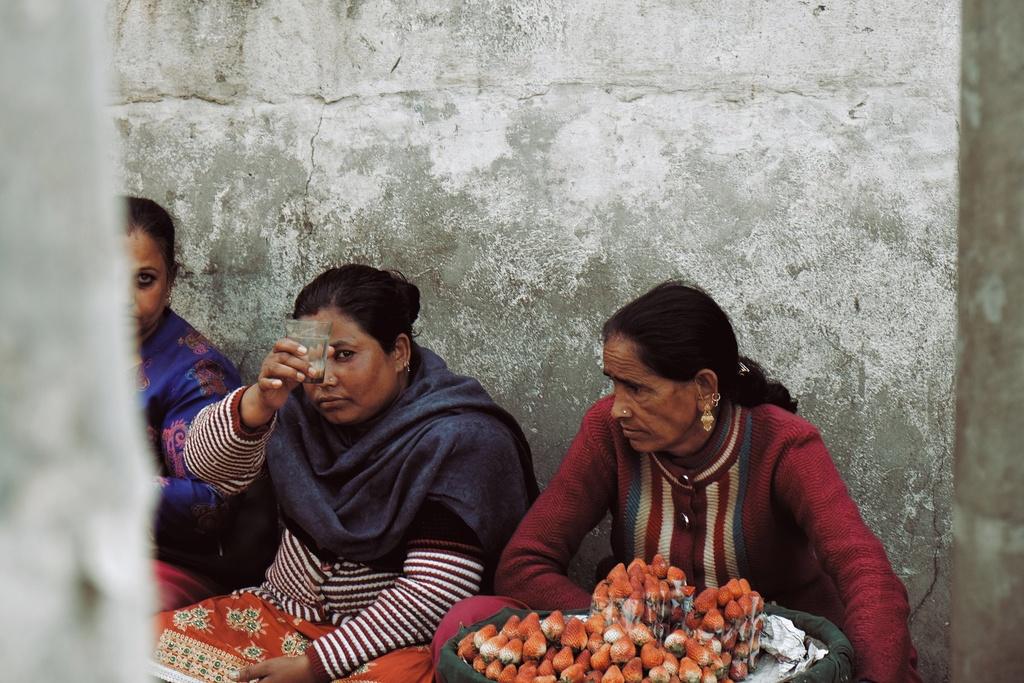 Nhip song thuong nhat cua nguoi dan khu o chuot o Nepal hinh anh 20
