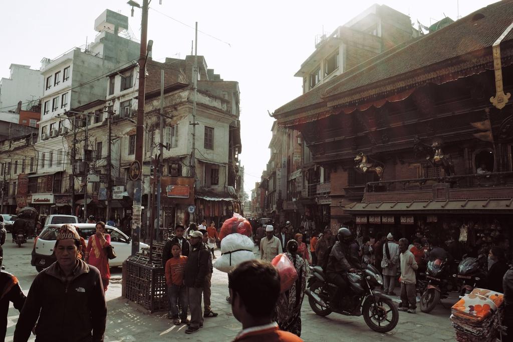 Nhip song thuong nhat cua nguoi dan khu o chuot o Nepal hinh anh 11