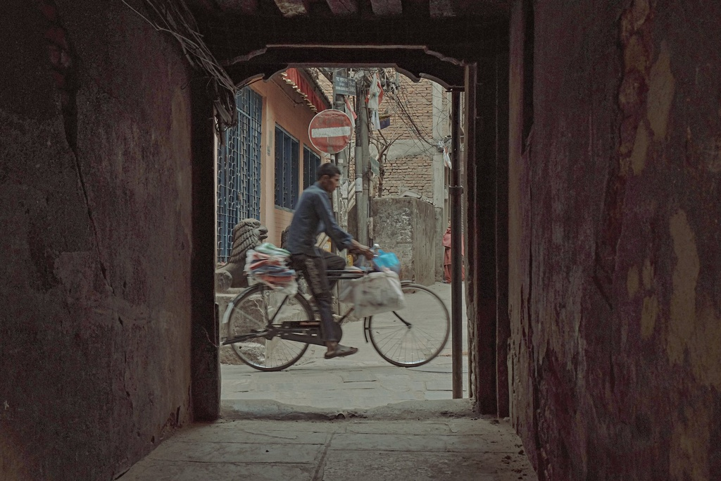 Nhip song thuong nhat cua nguoi dan khu o chuot o Nepal hinh anh 2