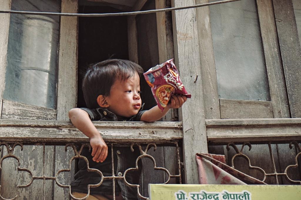 Nhip song thuong nhat cua nguoi dan khu o chuot o Nepal hinh anh 17