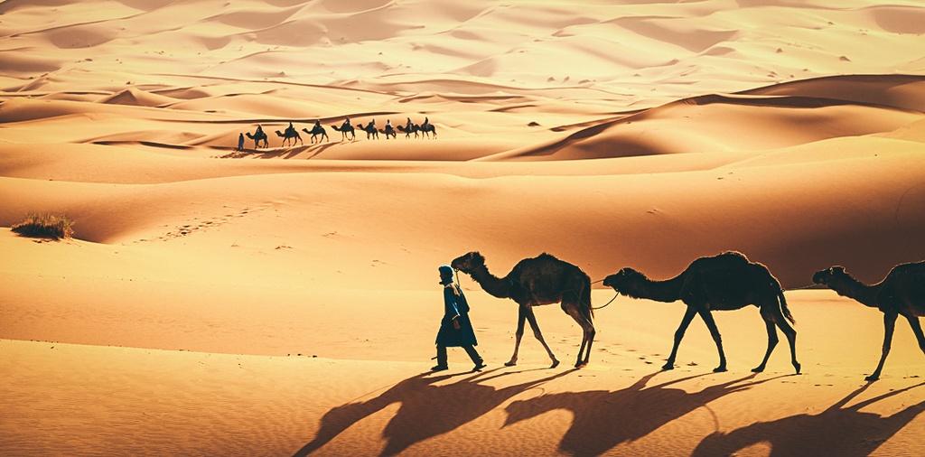 Morocco - toa lau dai cu ky va nhung o cua day sac mau hinh anh 5