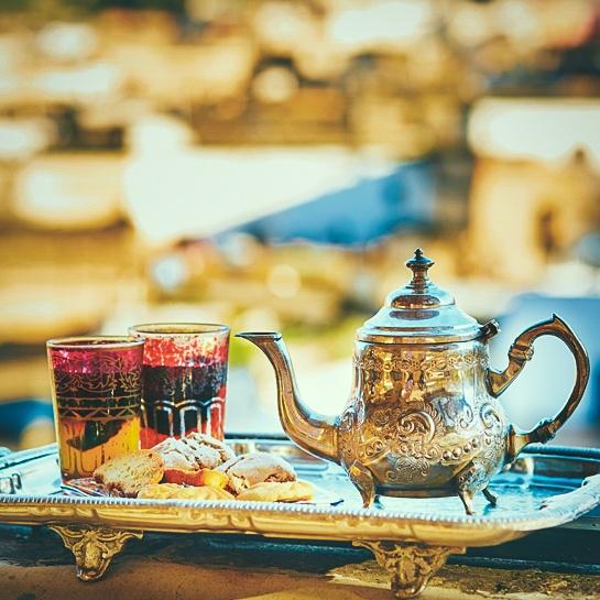 Morocco - toa lau dai cu ky va nhung o cua day sac mau hinh anh 10